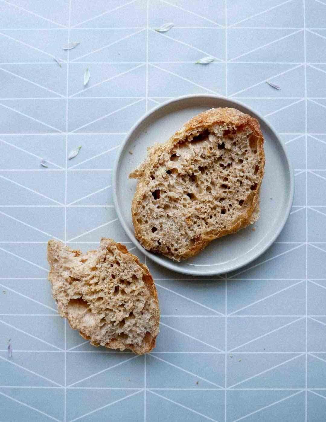 opskrift på brød og boller