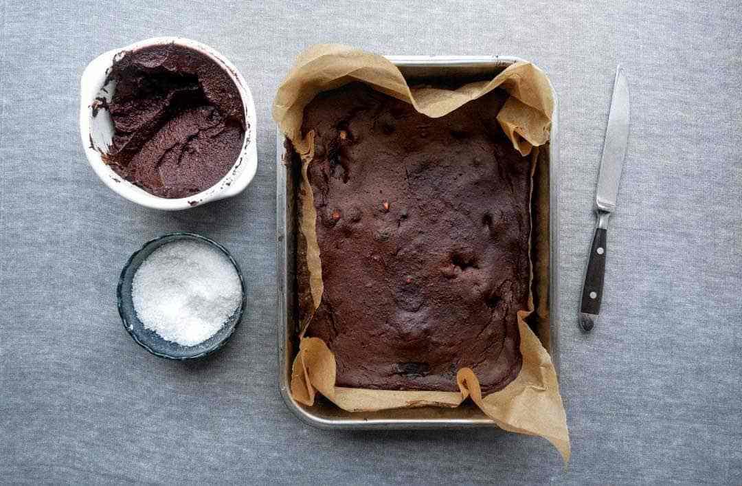 brownie chocolate frosting
