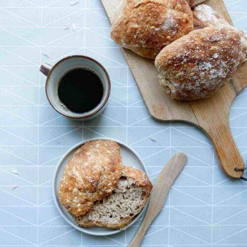 brød og boller opskrift