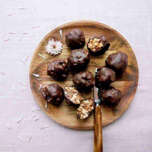 snickers bidder chokolade