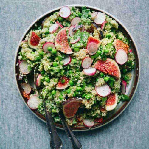 quinoa salat figner