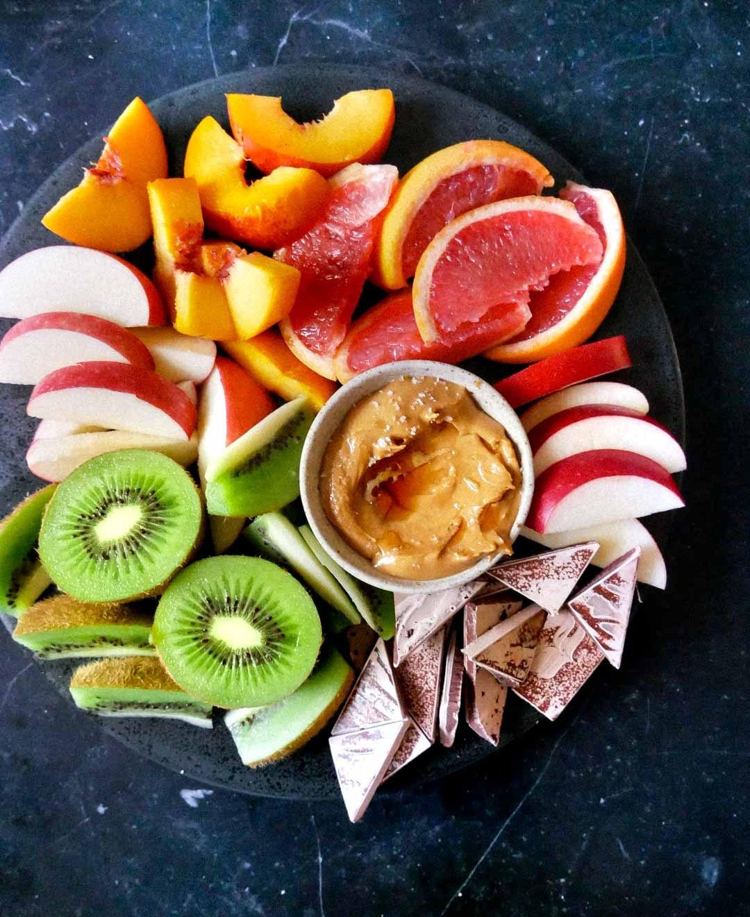 tips til sunde og nemme snacks