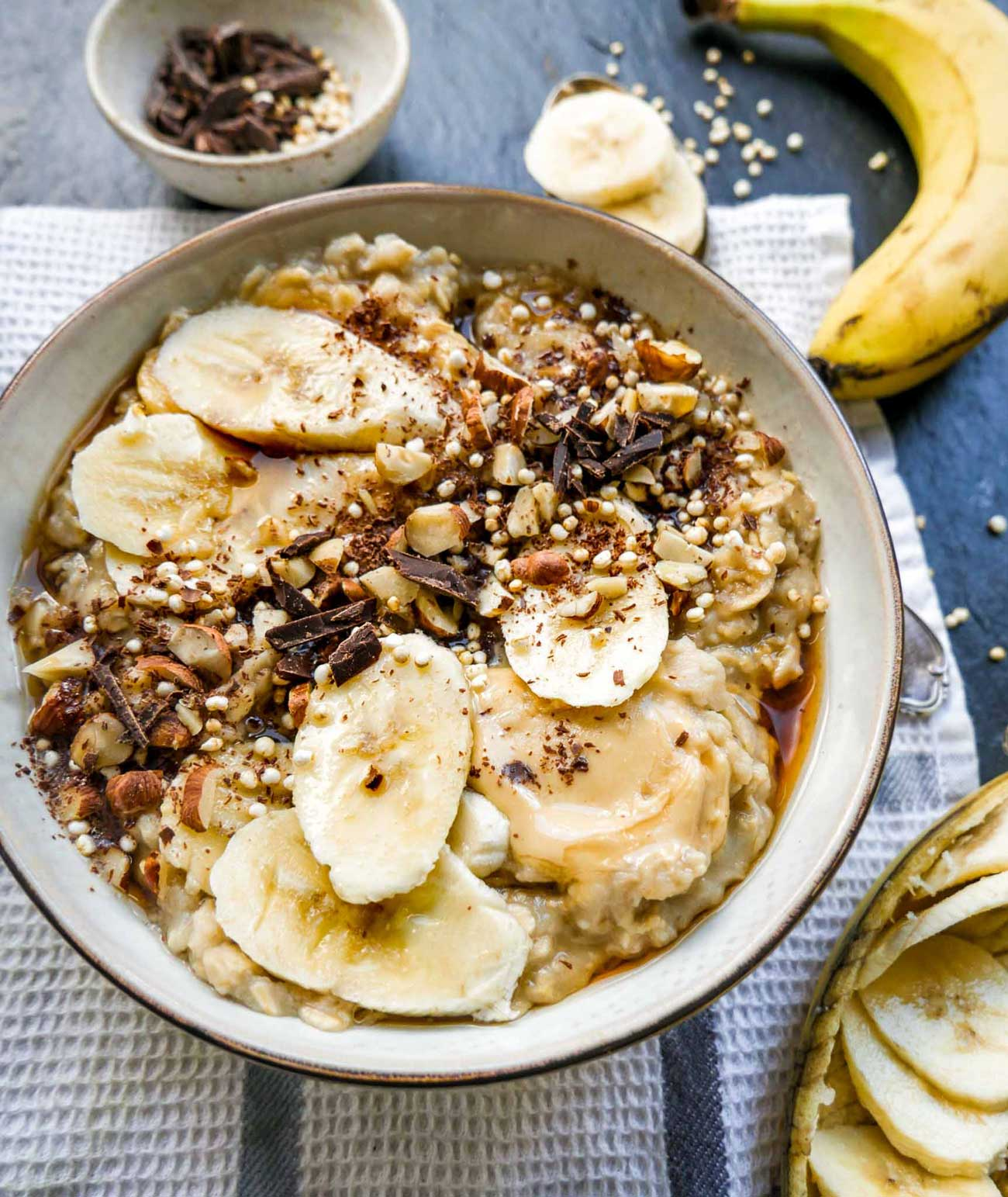 nem banangrod opskrift med bananer