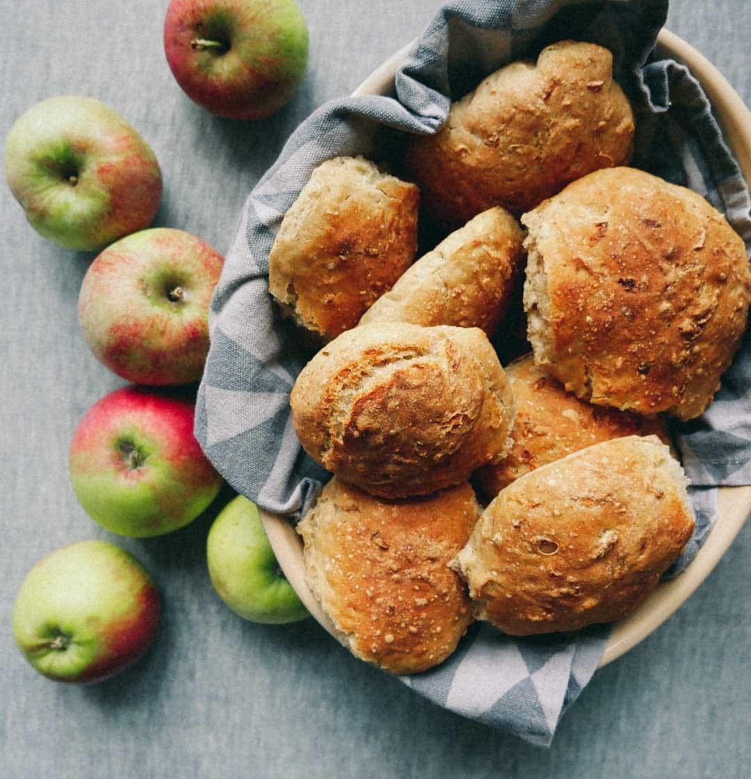 æble boller