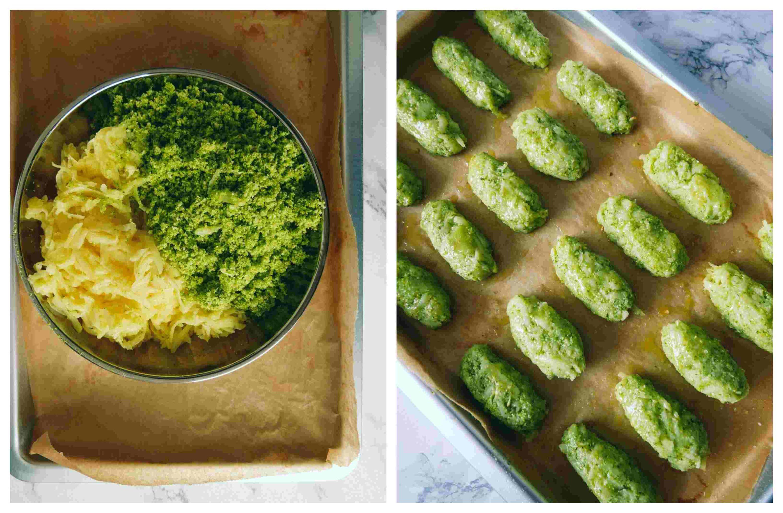 broccoli bites snacks