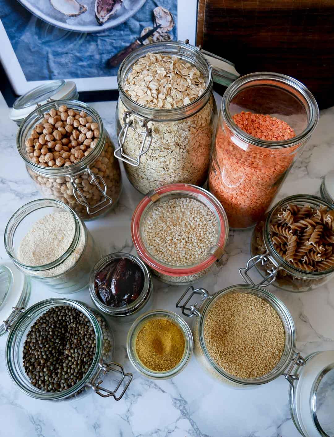 madvarer køkken