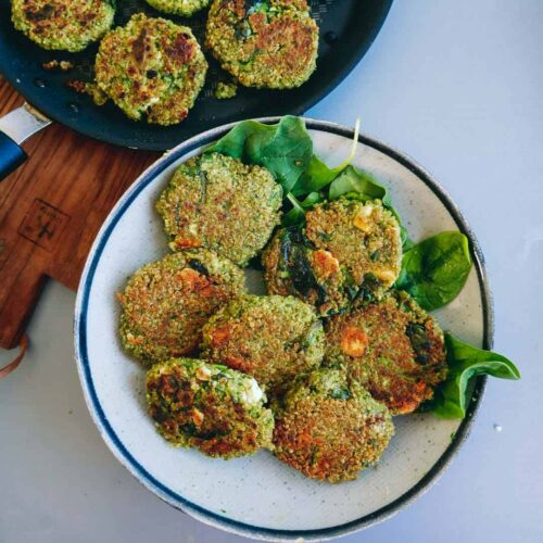 Vegetar quinoa frikadeller