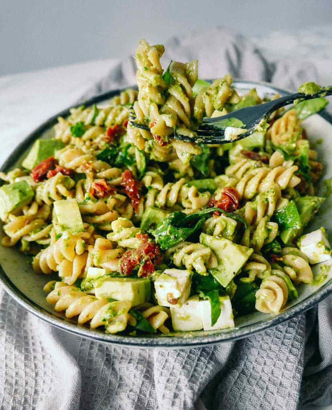 sund pasta salat