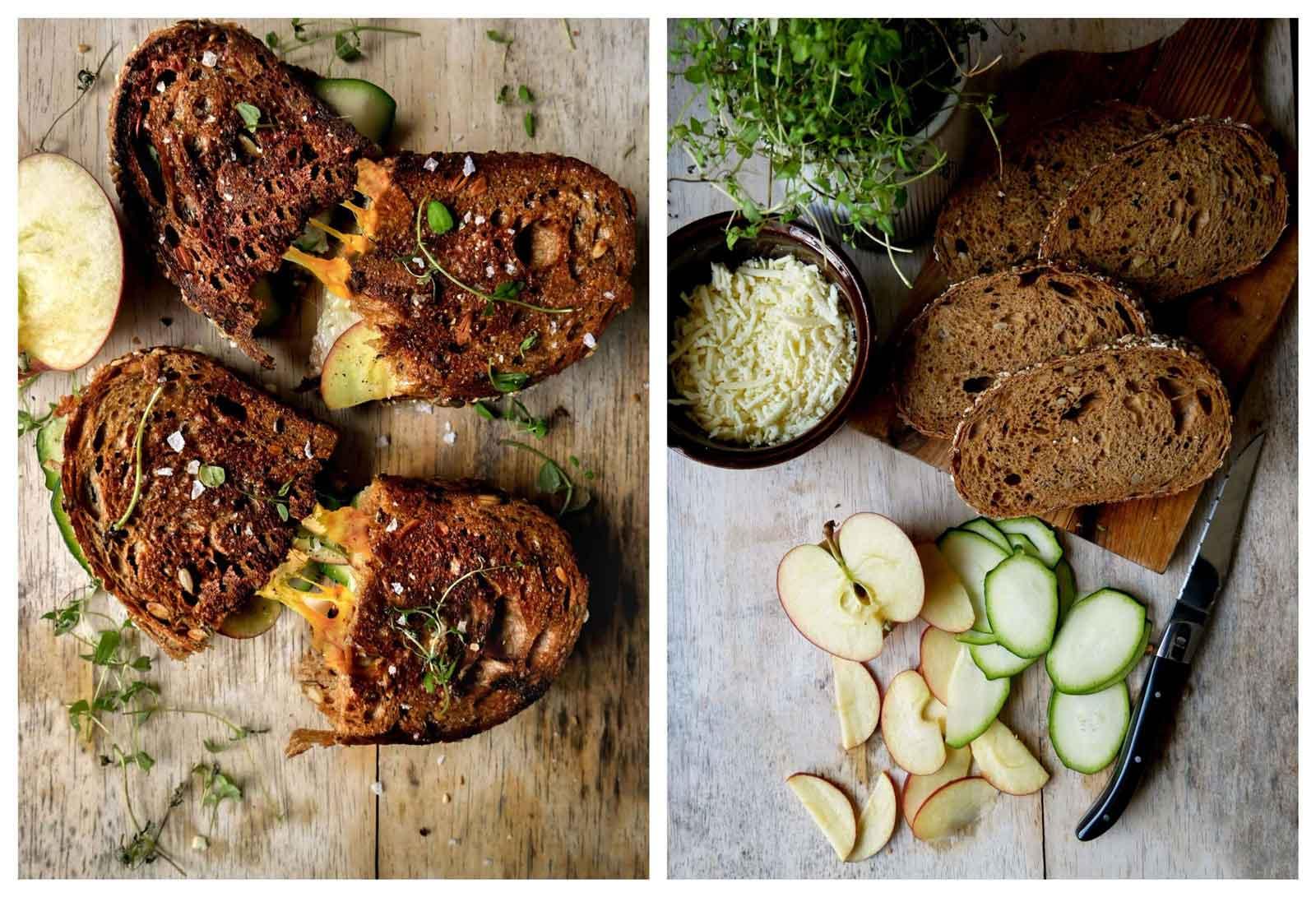 veganske opskrifter på toast