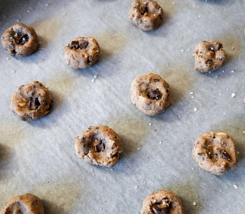 opskrift på cookies uden æg