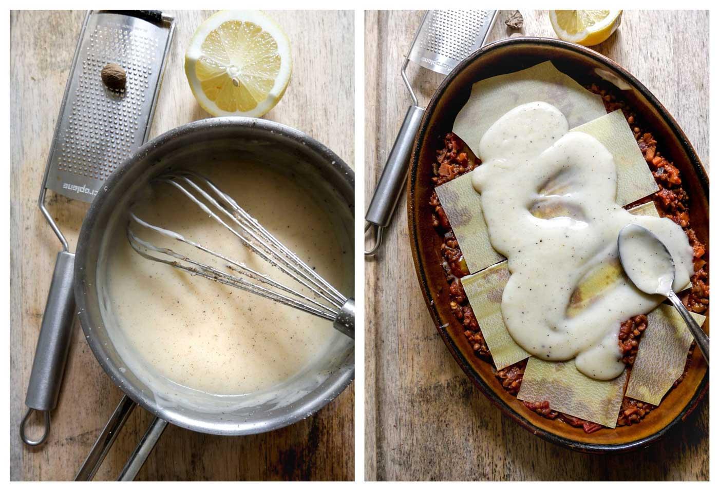 Hjemmelavet ostesauce uden ost