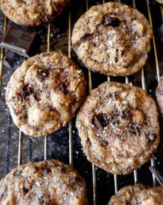 nem opskrift på veganske cookies