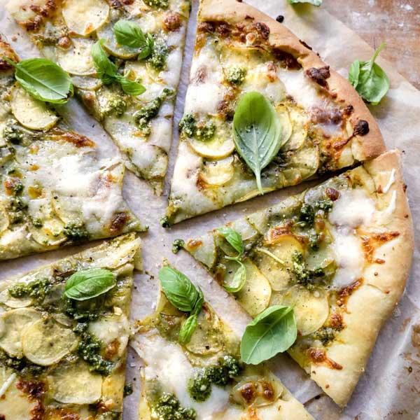 instagram pizza med kartoffel og opskrifter