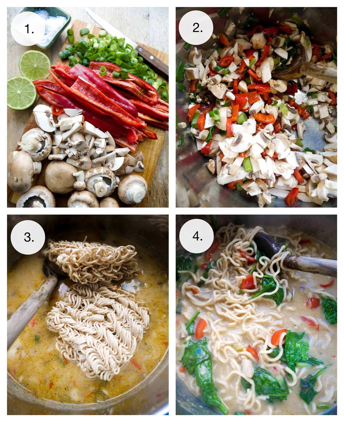thai suppe sådan gør du
