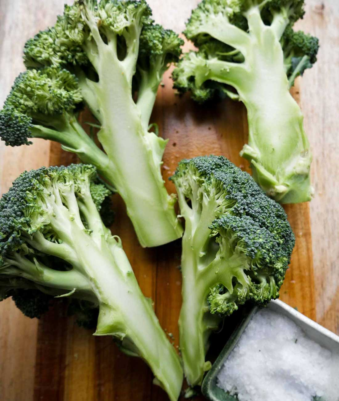 broccoli til suppe vegansk aftensmad