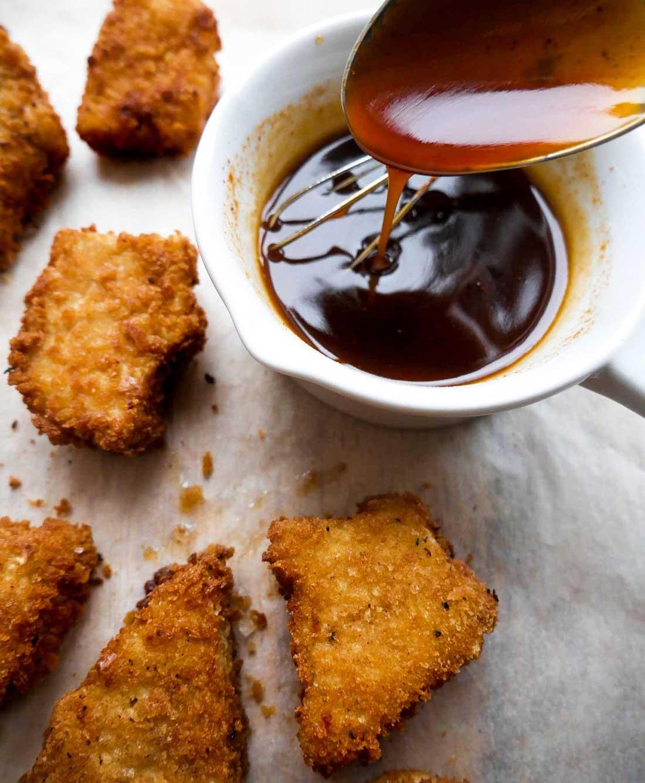 marinade dressing til fried chicken