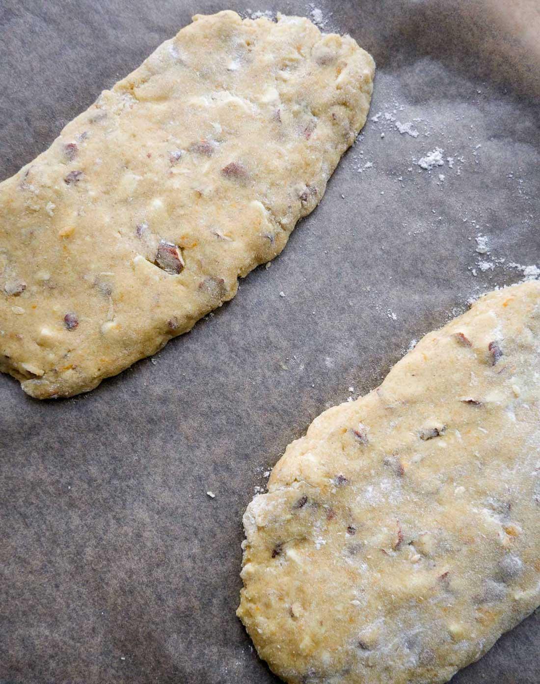 dejen til biscotti småkager
