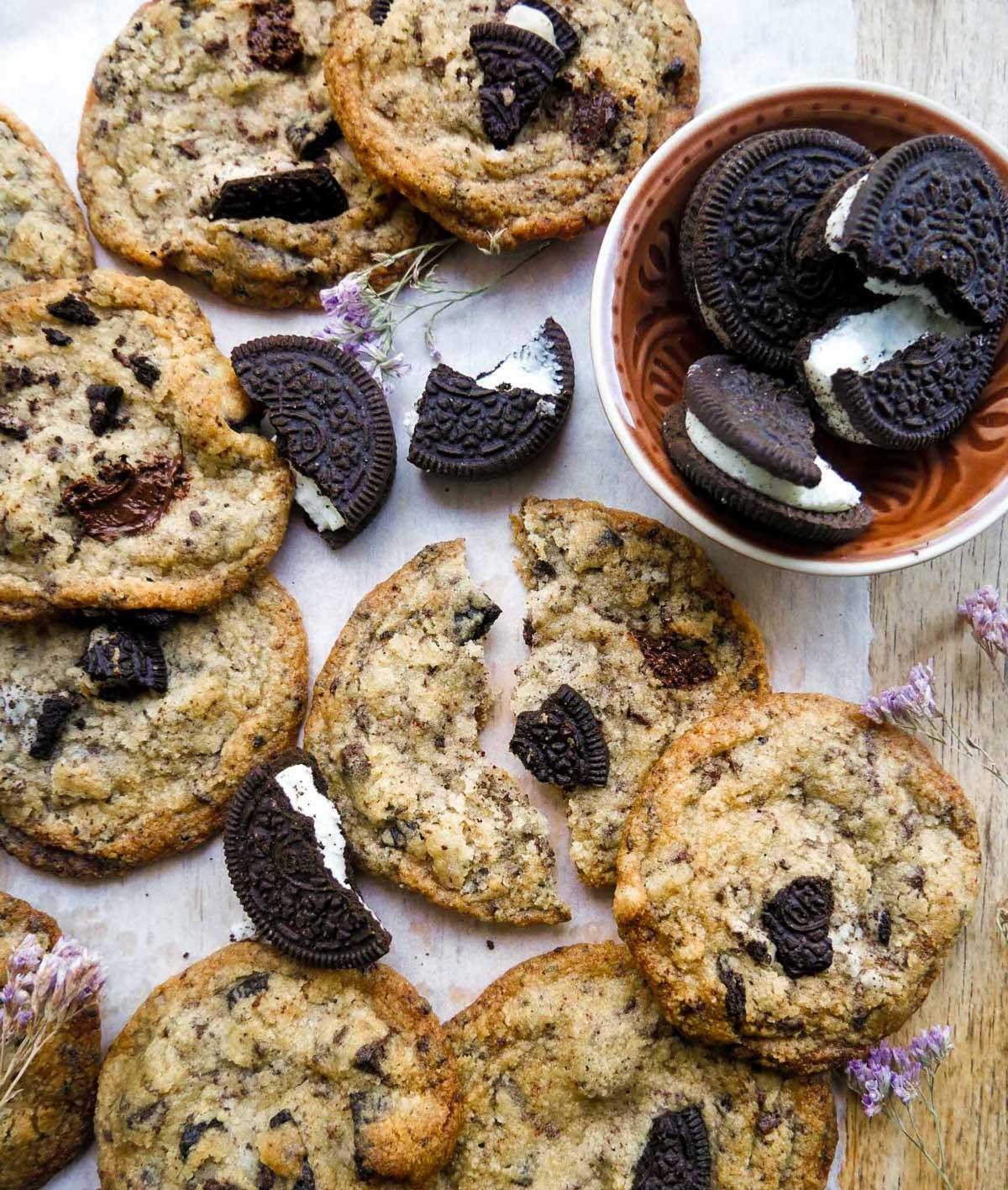 oreo cookies lækre og nemme småkager